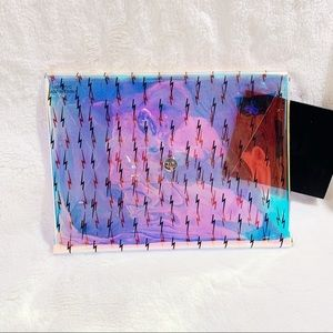 Urban Decay Makeup - 🆕Urban Decay holographic cosmetics pouch
